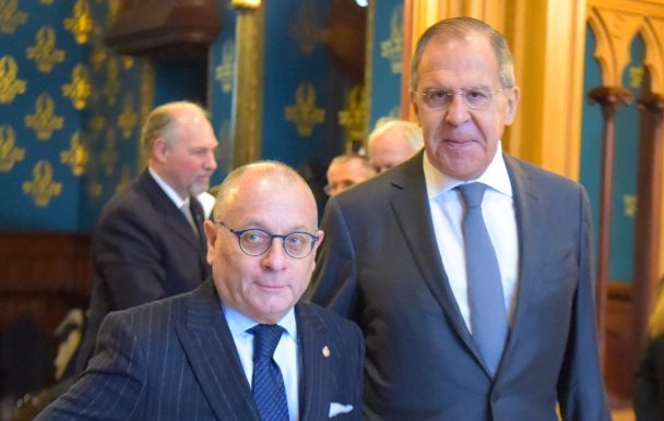 faurie y lavrov